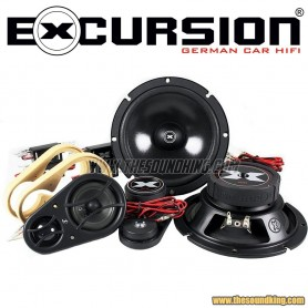 Vias Separadas Excursion SX 6.3C