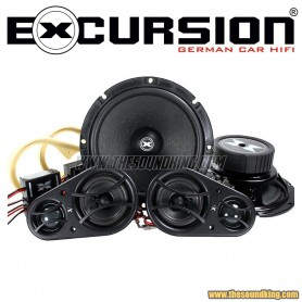 Vias Separadas Excursion SHX 6.3C