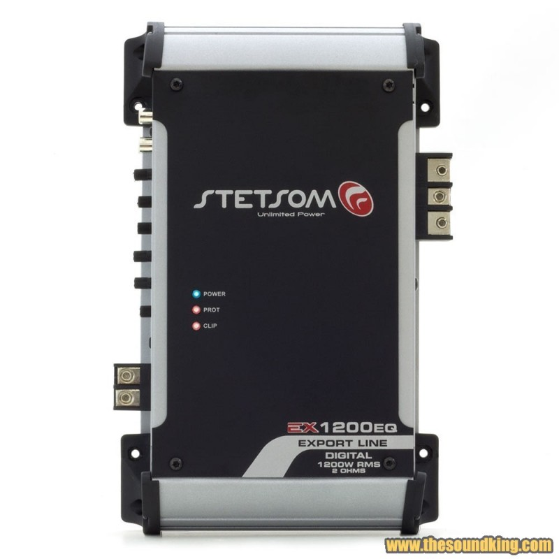 Stetsom EX1200EQ 2 Ohm