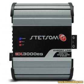Stetsom EX3000EQ 2 Ohm