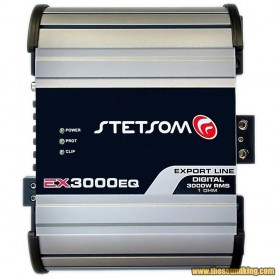 Stetsom EX3000EQ 1Ohm