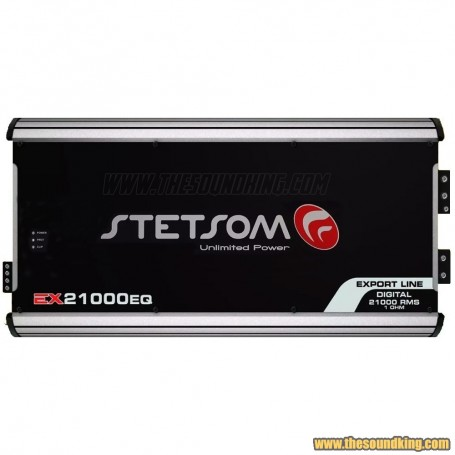 Stetsom EX21000EQ 1Ohm
