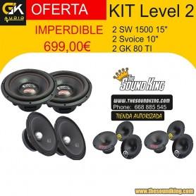 GK Audio Kit Level 2