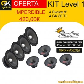GK Audio Kit Level 1