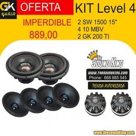 GK Audio Kit Level 4