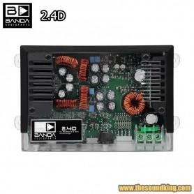 Amplificador Banda Audiopart 2.4d