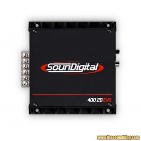 Soundigital 400.2D EVO 4 OHMS