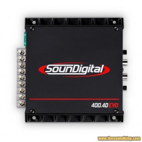 Soundigital 400.4D EVO