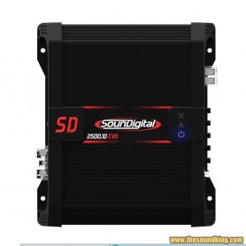 Soundigital 3000.1D EVO 2 Ohm