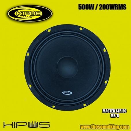 Altavoz Medio KIPUS MB-8 (Master Series)