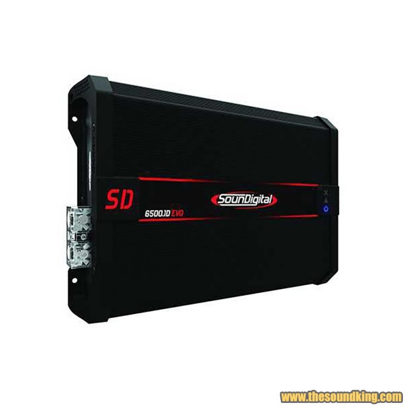 Soundigital 6500.1D EVO 1 Ohm