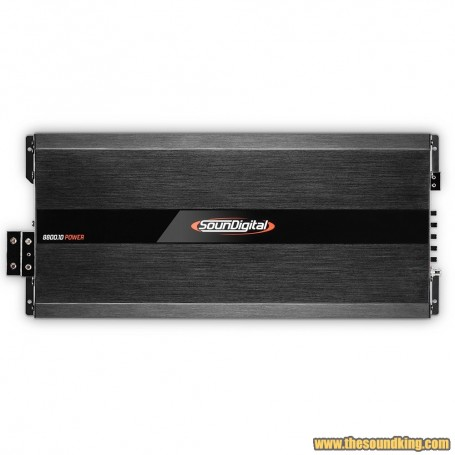 Soundigital 8800.1D POWER