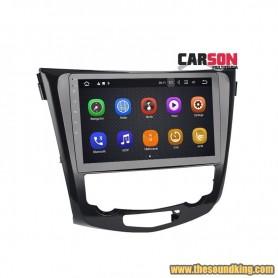 Radio Android CARSON - P107Q - Nissan Qashqai