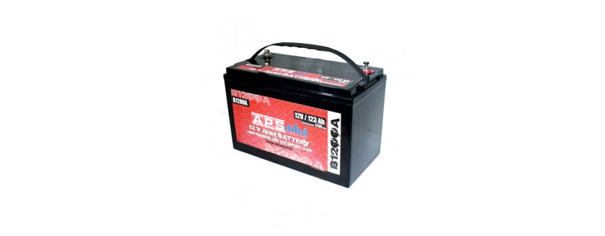 Baterias AGM